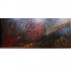 Con Đường Sự Sống (Giải thưởng Nghệ thuật Quốc tế 2016) - Tranh Điện Tử
