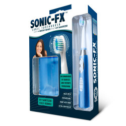 Bộ bàn chải đánh răng máy Sonic - FX  Siêu ưu đãi, GIẢM 50%