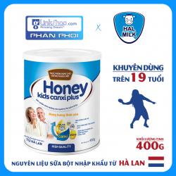 Sữa Honey Kids Canxi Plus 400g