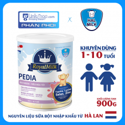 Sữa Royal Milk Pedia 900g