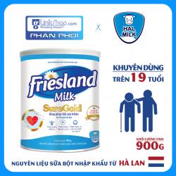 Sữa Friesland Milk Sure Gold 900g