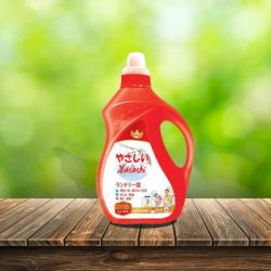 Sữa giặt lưu hương YASASHI Nhật Bản