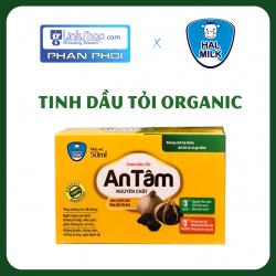 Tinh dầu tỏi Organic